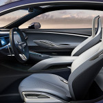 2016 Buick Avista seating
