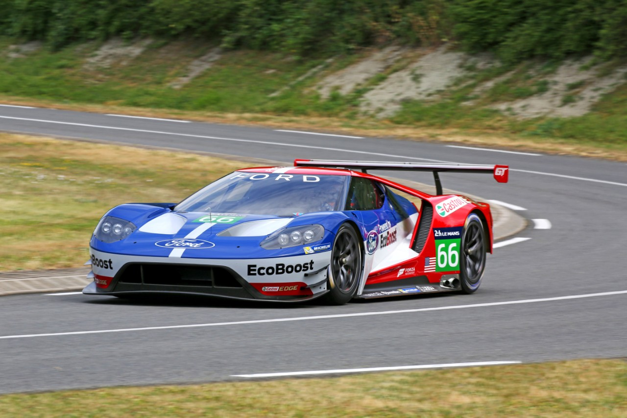Ford GT 2016 le Mans